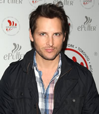 Peter Facinelli Twilight ePuffer Electronic Cigarette