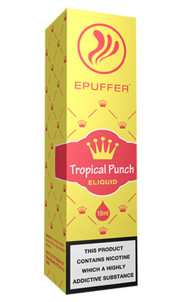 eliquid TPD ready tropical punch