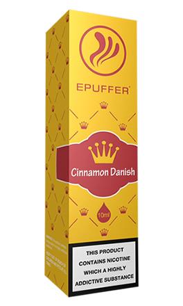 epuffer cinnamon danish eliquid