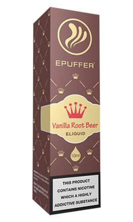 Root Beer Vanilla TPD Ready Eliquid