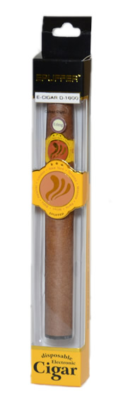 disposable electronic cigar by epuffer ecigar