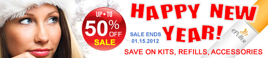New Year Sales ends on January 15-2012