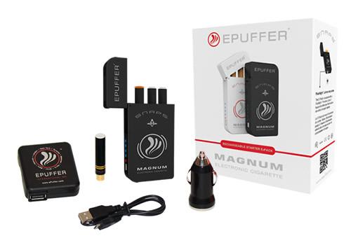 epuffer magnum snaps epack kit