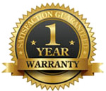 ePuffer 1 year limited warranty