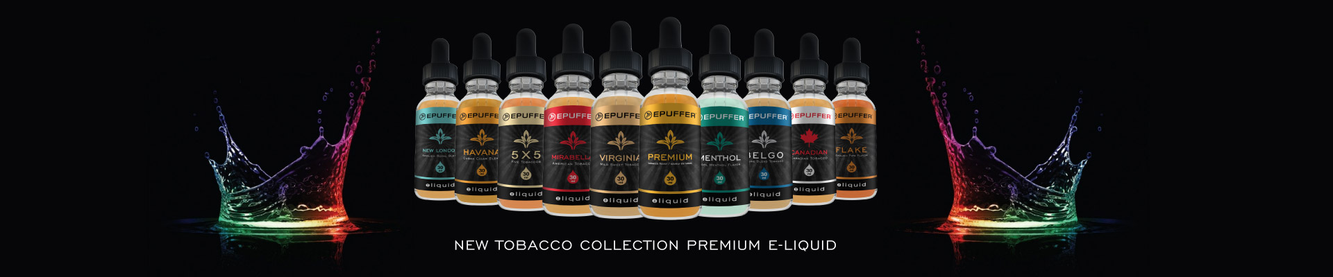 eliquid tobacco premium collection