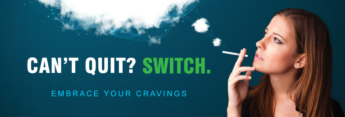 Can't Quit? Switch to ePuffer today.