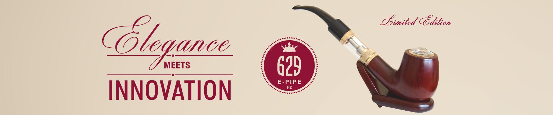 electronic pipe 629 vape mod