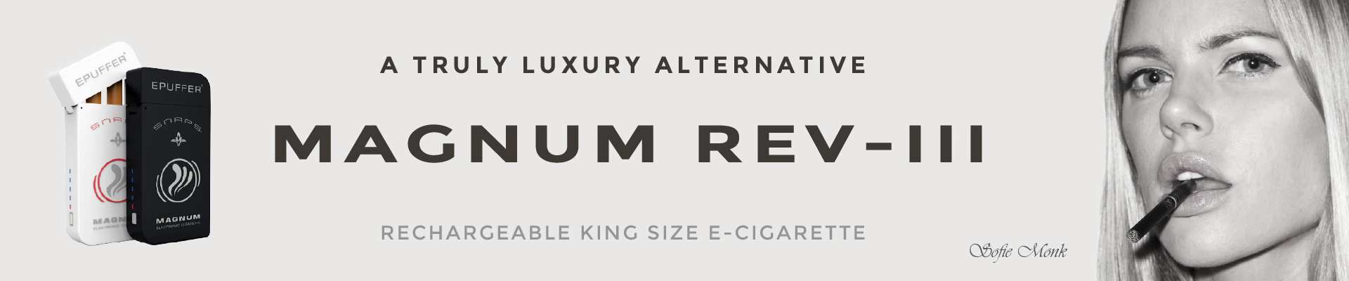 epuffer magnum snaps e-cigarette kit